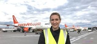 """""""Hallo, ich bin die Frau Peukert und ich bin hier die Kapitänin"""" - Interview mit einer Pilotin"""