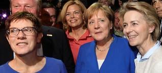 Die CDU hat Probleme bei der Damen-Wahl - Politik-Nachrichten - Reutlinger General-Anzeiger - gea.de