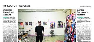 Künstlerportrait: Spielwiese Kunst
