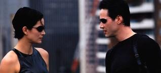 """""""The Matrix"""": Wie das Science-Fiction-Spektakel die Filmwelt veränderte - DER SPIEGEL - Geschichte"""