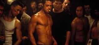 Fight Club: Kult-Film mit Brad Pitt und Edward Norton wird 20 - DER SPIEGEL - Geschichte