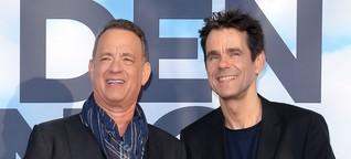 Plädoyer gegen Schubladendenken – Tom Hanks und Tom Tykwer im Interview | Netzpiloten