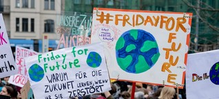 Klimaschutz: Fridays for Future fliegt viel