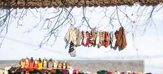 Rumänien - Des Menschen Wolle