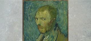 Sensation: Das Selbstbildnis (1889) von Van Gogh ist echt