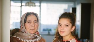 """""""Ich muss leben!"""" - 18 Jahre, jesidisch, syrisch, heimatlos"""