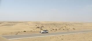 Mit dem Auto nach Marokko
