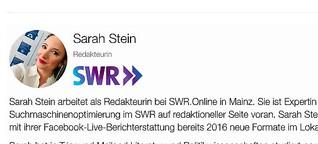Referentin SMX München