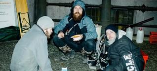 Niemand weiß, wie viele Obdachlose in Berlin leben - also hat die Stadt sie gezählt