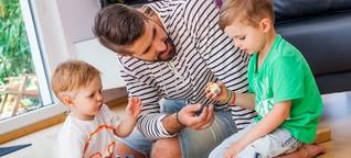 Kindererziehung: Und ab diesem Moment ist Man(n) Papa