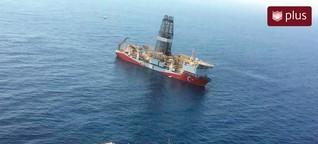 Wettlauf um Gas im Mittelmeer