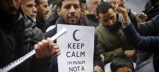 Die emotionale Ohnmacht der Muslime