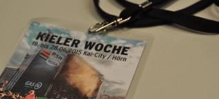 Kieler Woche Online Redaktion - FHews - [ fju:s]