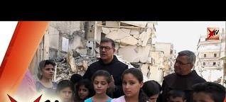 Kinder von Aleppo: Deutscher Franziskaner hilft vor Ort | stern TV