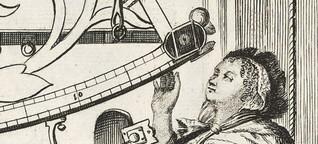 Weltraumforscherinnen aus 1600 Jahren