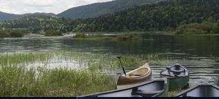 Slowenien: Abtauchen in die Karstlandschaft