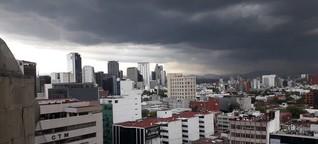 Mexiko-Stadt: Mega-City zwischen Himmel und Hölle