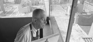 Vor 40 Jahren gestorben - Oskar Kokoschka: Maler des Expressionismus