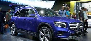 Autodesigner im Interview: Warum Autos und SUVs immer größer werden - DER SPIEGEL - Mobilität
