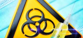 Heiß, kalt, feucht? Was Viren zum Überleben brauchen