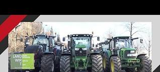 (K)eine Zukunft für die Landwirtschaft: Bauernproteste in Hannover