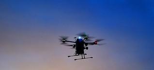 Rettung per Drohne