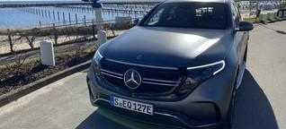Mercedes-Benz EQC: Ihm fehlt die Liebe