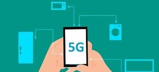 Latenz: Der Eine-Millisekunde-Mythos im Mobilfunkstandard 5G