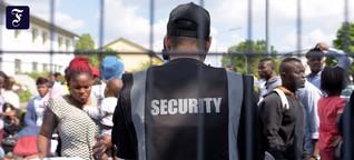 Glossar zur Asyldebatte: Von A wie Auffanglager bis Z wie Zurückweisung