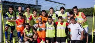 Bunte Liga in Köln: Wie der FC Afghan Heimatliebe und Fußball verbindet