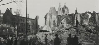Liveblog: Die Bombennacht aus dem August 1944 in Echtzeit