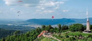 Wo Jahrhundert-Orkan Lothar dem Tourismus geholfen hat