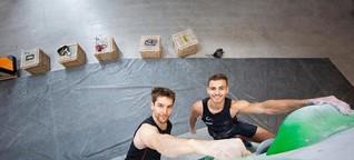 Jan Hojer und Yannick Flohé bereiten sich für Olympia vor - WELT