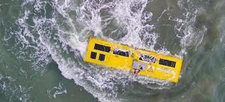 Energie: Kommt der Strom bald aus dem Meer? - WELT