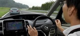Wettbewerb Startup Autobahn: Wenn das Auto dich wachrüttelt
