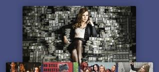 Streamingtipps: Die coolsten Film- und Serien-Bosse | W&V