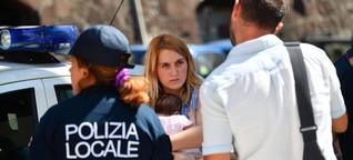 Wie die Brücken-Katastrophe Genua in die Krise stürzt