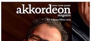 Redaktion Akkordeon Magazin 1/2020