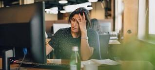 Stress-Management im Büro: So schützen Sie sich vor Überlastung - WELT