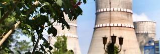 Fenster zum Kernkraftwerk