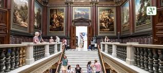 Virtuelle Museen: Was Hamburg, London und New York bieten