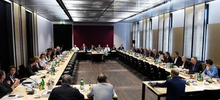 Vermittlungsausschuss - Schlichtungsstelle der Demokratie