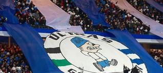 Wie Fußball-Ultras in der Coronavirus-Krise an Profil gewinnen