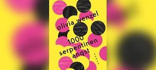 """Buchtipp: """"1000 Serpentinen Angst"""" von Olivia Wenzel"""