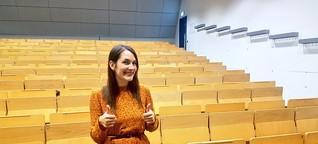 """Gründerin Claudia: """"Es gibt sehr wenige weibliche Vorbilder in dem Bereich"""""""