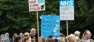 Englischer Patient - Der Gesundheitsdienst NHS