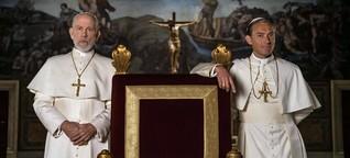 Neue Serien im Februar - John Malkovich als Papst