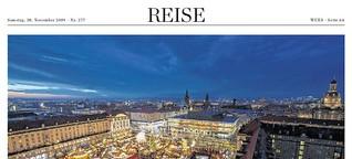 Man nehme einen Stollen - und Dresden