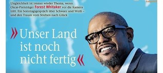 Oscar-Preisträger Forest Whitaker über Rassismus