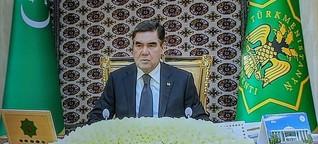 Gurbanguly Berdymuchammedow: Der Beschützer